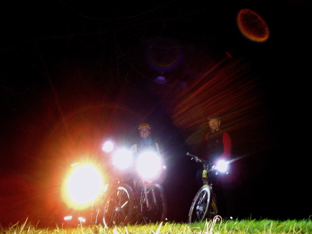 BIKE AID Night Ride